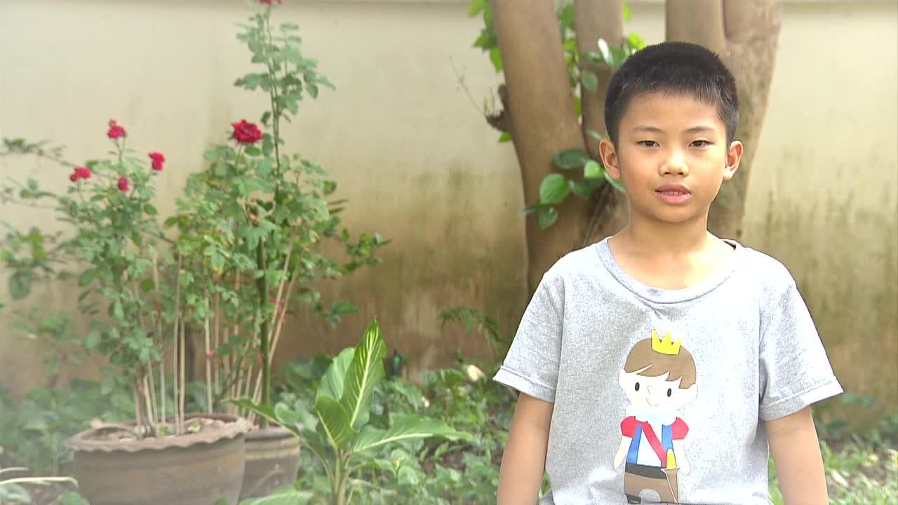 พุทธวจน ด.ช.ณภัทร จึงธนโชติ (น้องตุลย์) อายุ 7 ปี