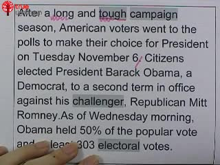 Obama Wins! (part01)