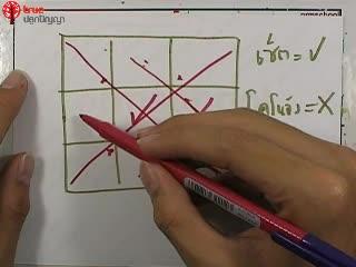 โจทย์เลข สอบเตรียมฯ ชุด3 ข้อ 9