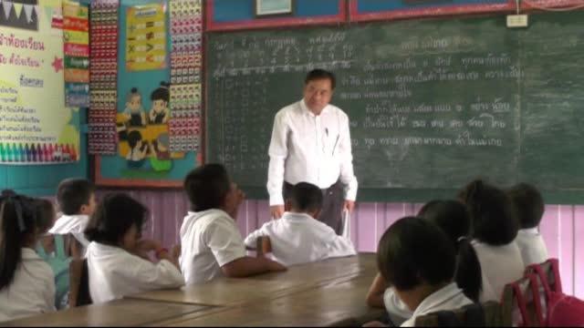 สาระชีวิตครูคนพรรค์นี้ คลิป เบิ่งภาษา ๑๕ สอนเพลงแม่เกย สะกด