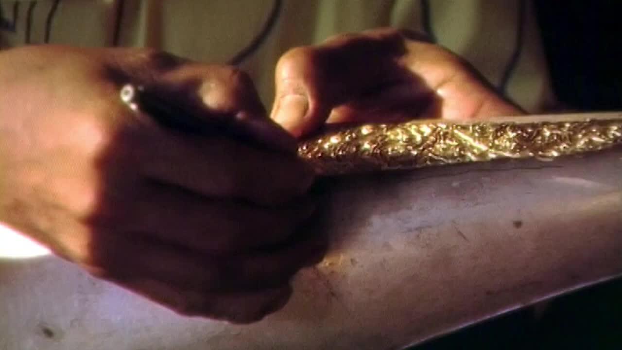 สารคดีเทิดพระเกียรติสมเด็จพระนางเจ้าสิริกิติ์ พระบรมราชินีนาถ ชุด ธ ทรง ทำ ตอน ศิลป์แผ่นดิน