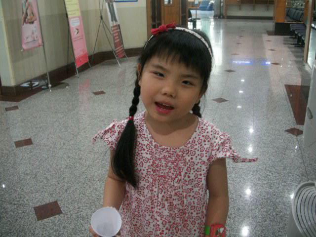 เรียนภาษาจีนวันละคำ กับน้องสายรุ้ง ตอน ดื่มน้ำ