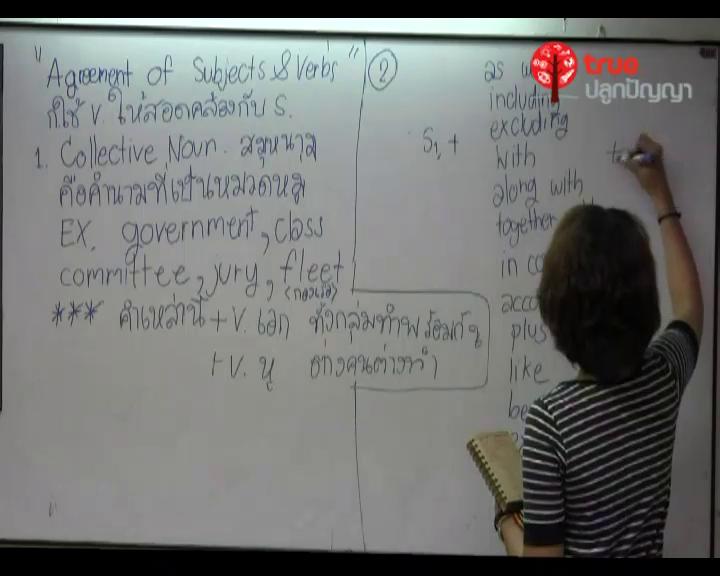 แนะนำการทดสอบความรู้ภาษาอังกฤษ ม.ธรรมศาสตร์ (TU GET) 8