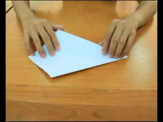 สอนพับกระดาษให้เป็นเพนกวิน