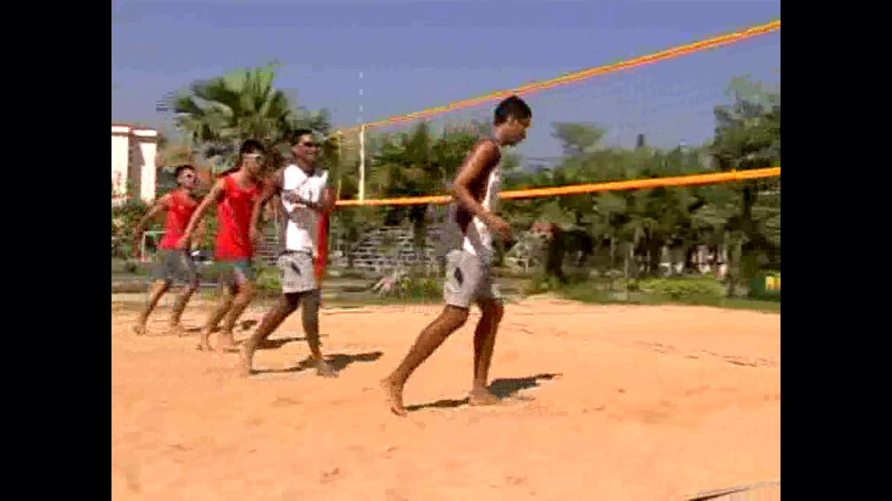 กีฬาวอลเลย์บอลชายหาด ตอนที่ 4