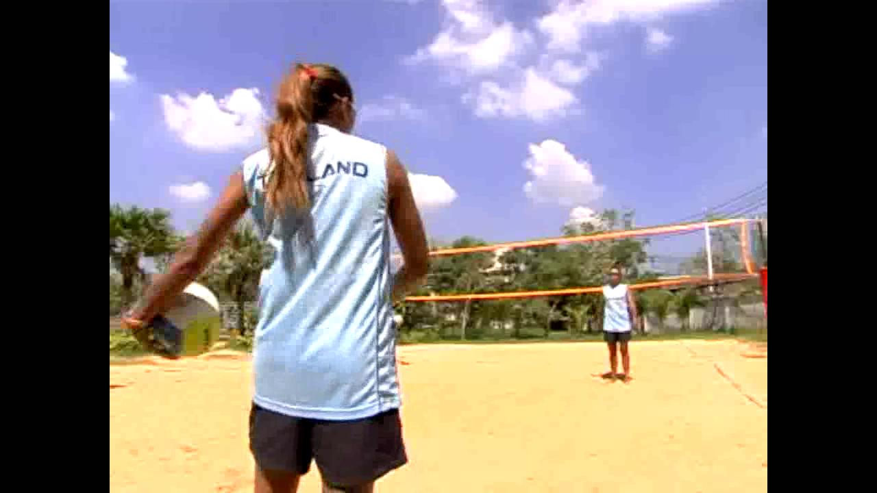 กีฬาวอลเลย์บอลชายหาด ตอนที่ 7