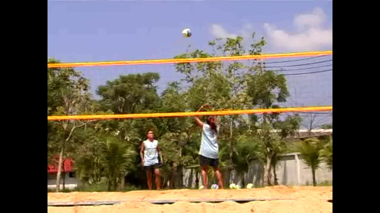 กีฬาวอลเลย์บอลชายหาด ตอนที่ 8