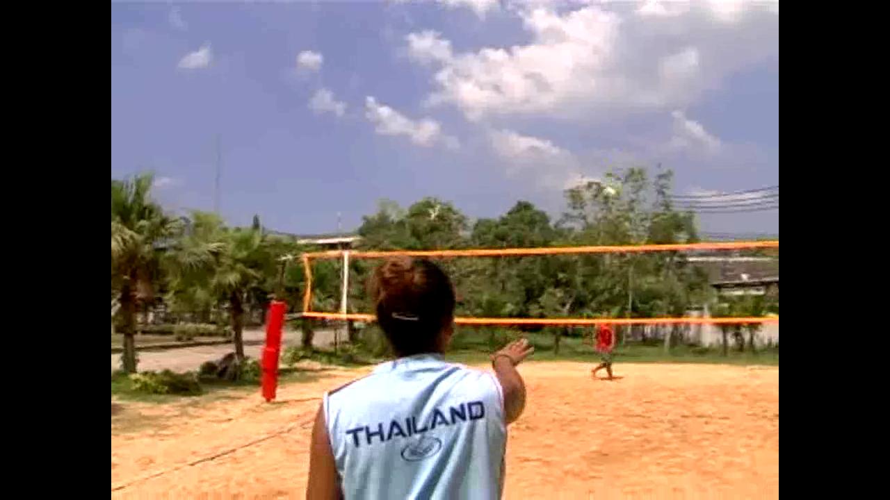 กีฬาวอลเลย์บอลชายหาด ตอนที่ 10
