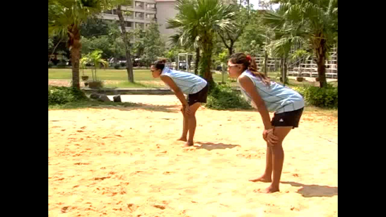 กีฬาวอลเลย์บอลชายหาด ตอนที่ 13