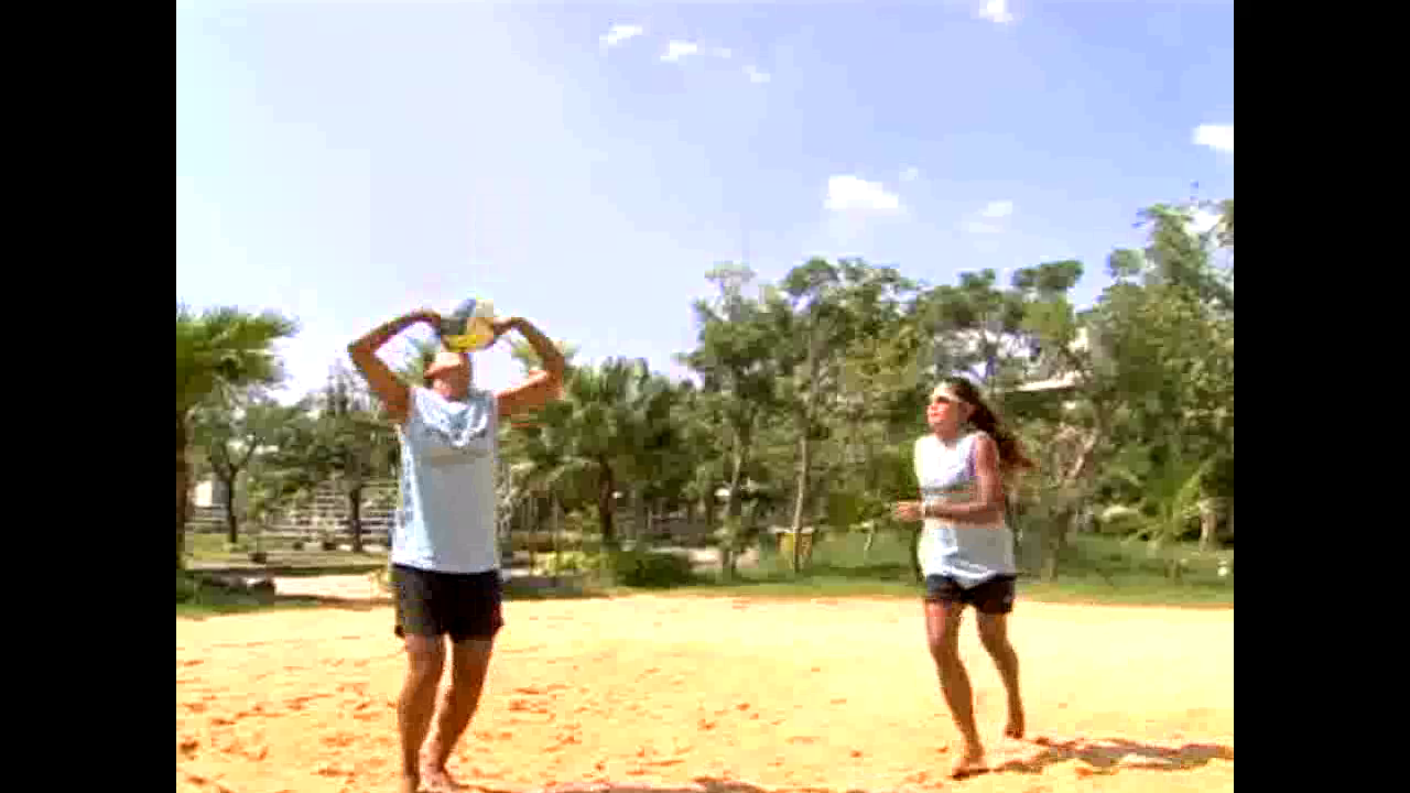 กีฬาวอลเลย์บอลชายหาด ตอนที่ 14