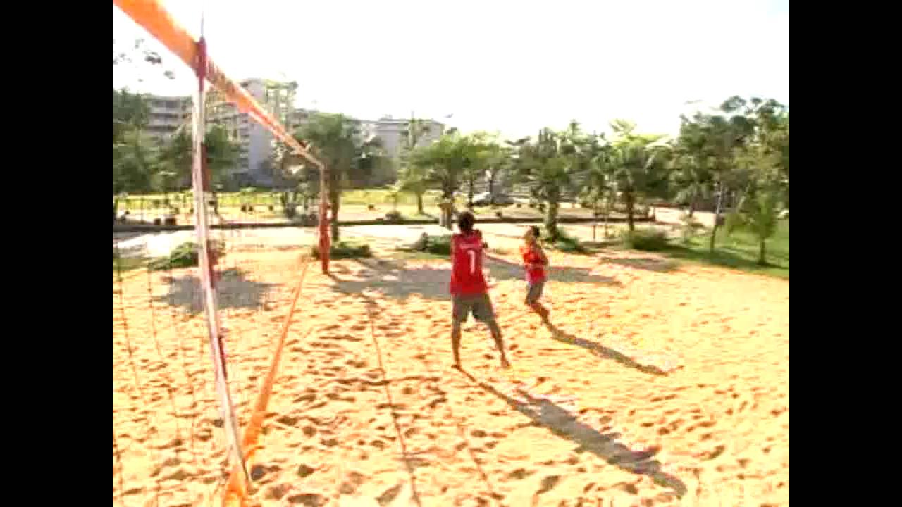 กีฬาวอลเลย์บอลชายหาด ตอนที่ 15
