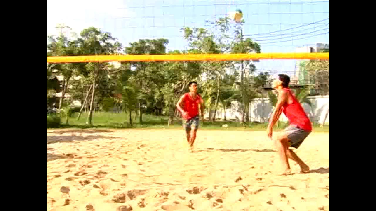 กีฬาวอลเลย์บอลชายหาด ตอนที่ 18