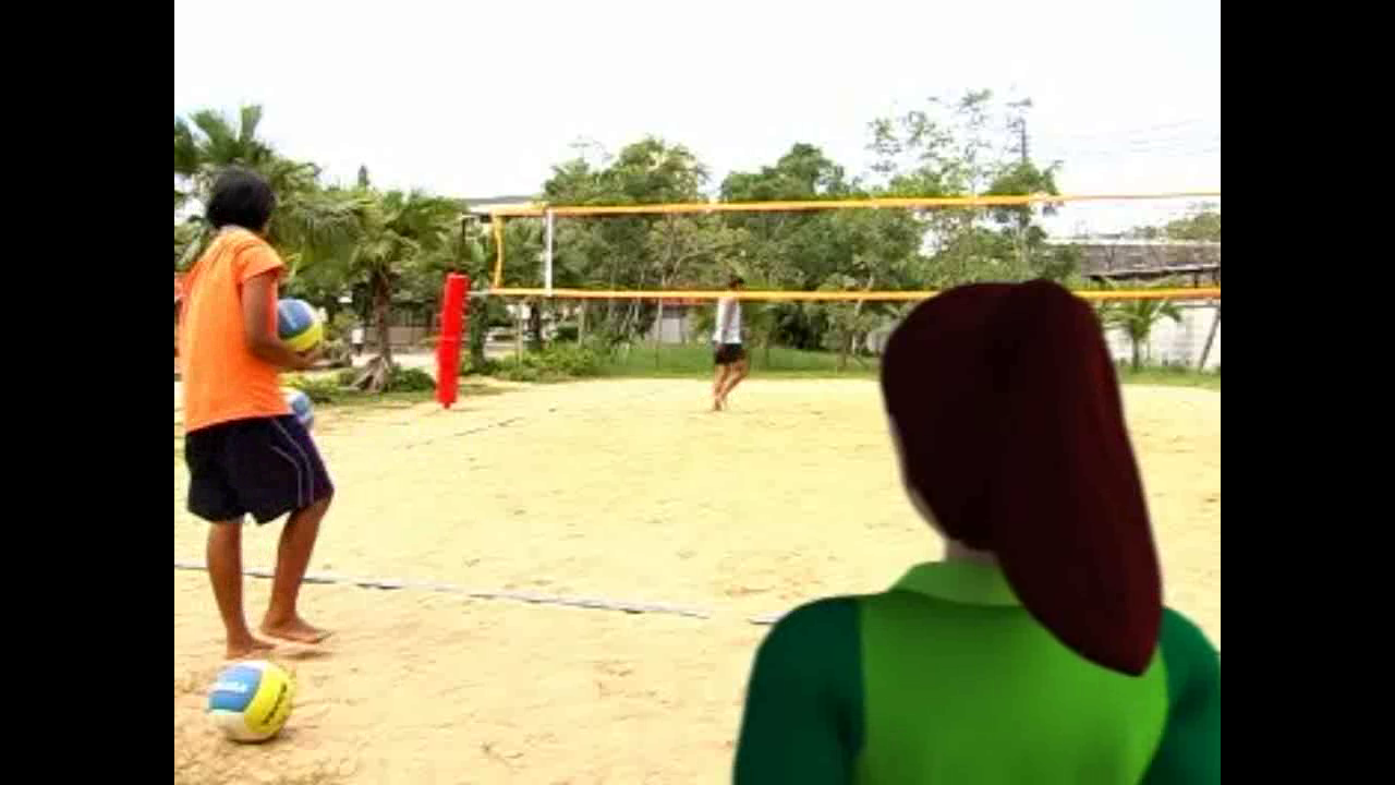กีฬาวอลเลย์บอลชายหาด ตอนที่ 19
