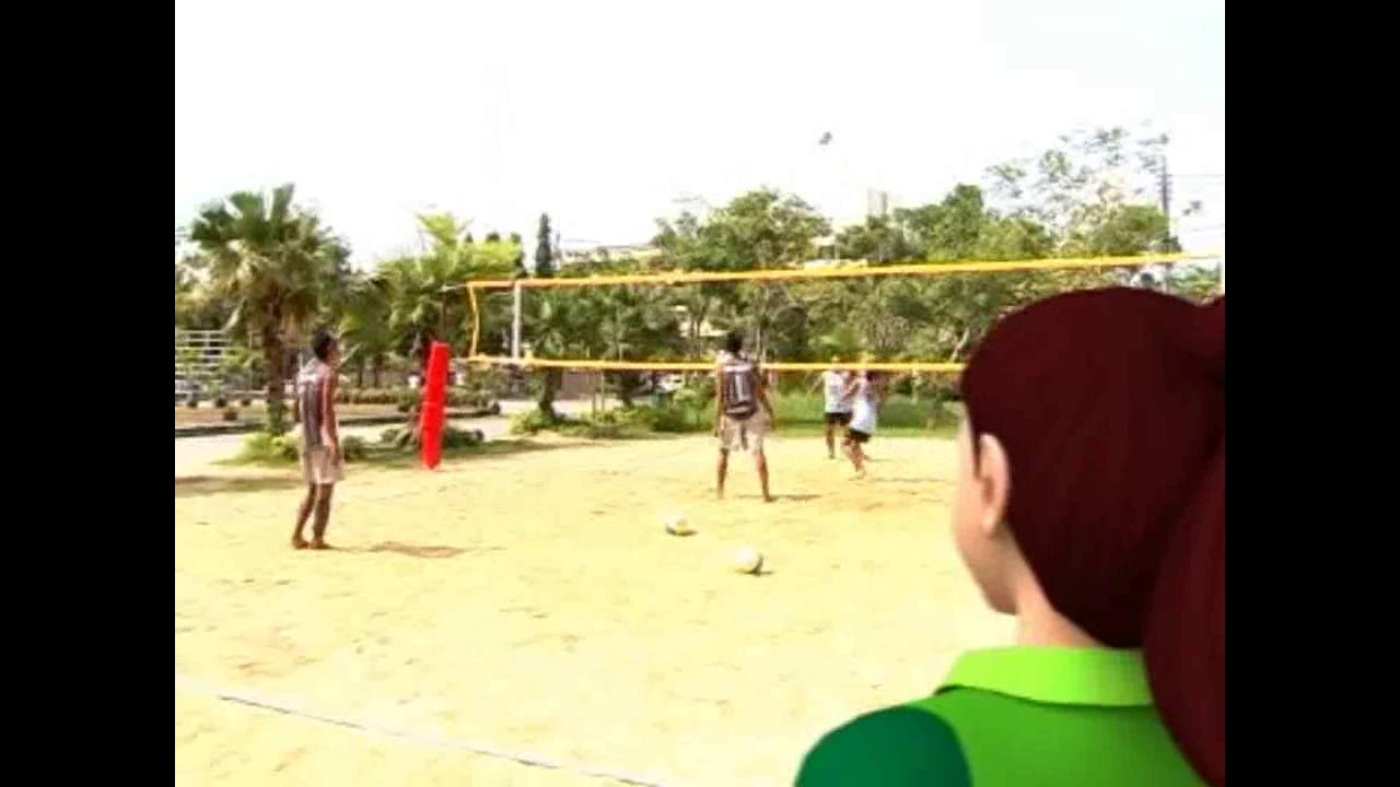 กีฬาวอลเลย์บอลชายหาด ตอนที่ 20