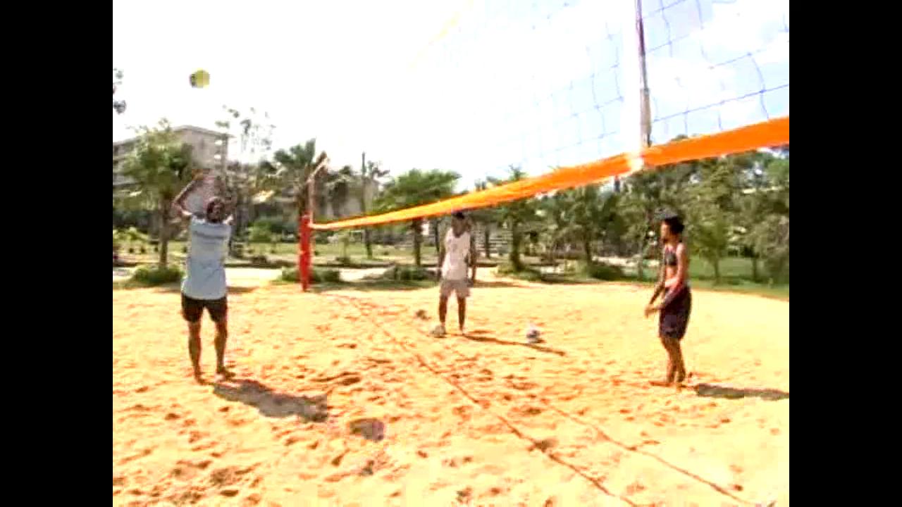 กีฬาวอลเลย์บอลชายหาด ตอนที่ 21