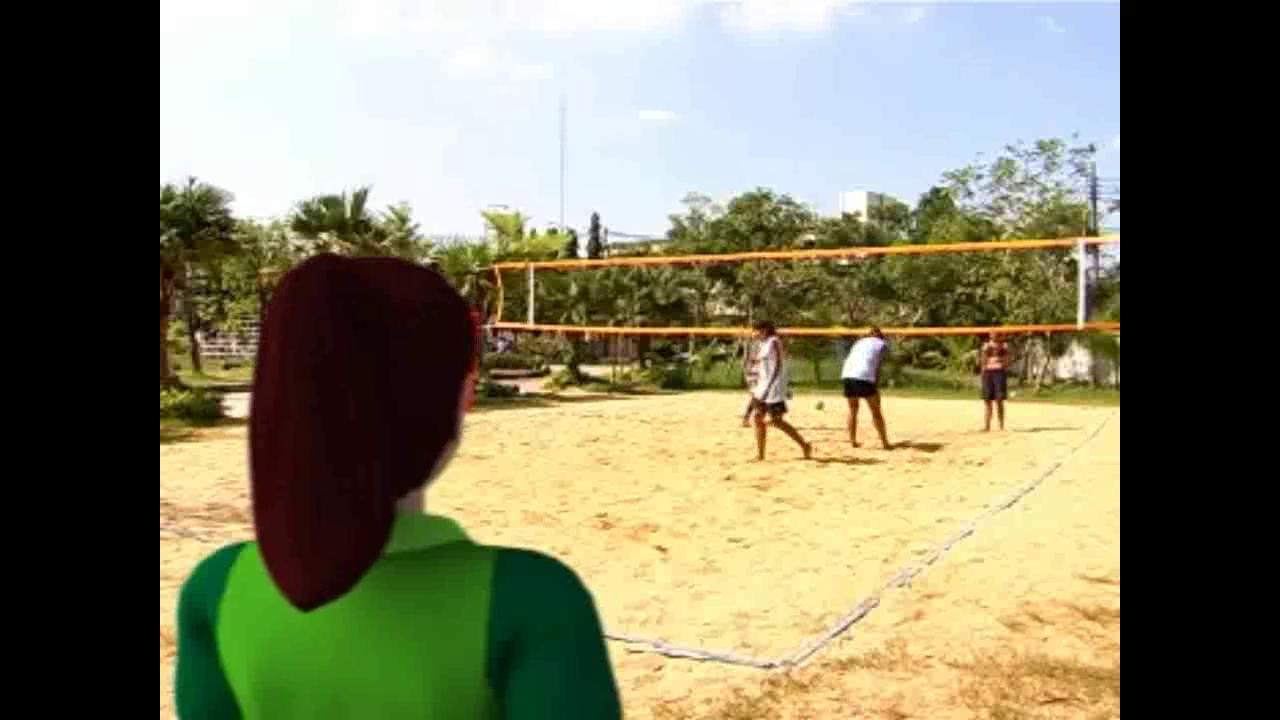 กีฬาวอลเลย์บอลชายหาด ตอนที่ 23