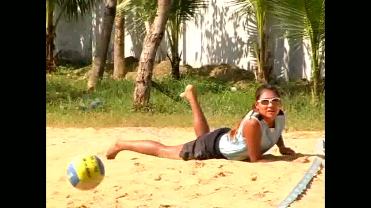 กีฬาวอลเลย์บอลชายหาด ตอนที่ 24
