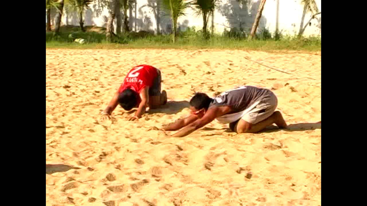 กีฬาวอลเลย์บอลชายหาด ตอนที่ 26