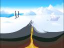 วันละนิดวิทย์เทคโน ตอน ภูเขาไฟใต้ธารน้ำแข็งเกิดขึ้นได้อย่างไร