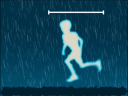 วันละนิดวิทย์เทคโน ตอน ระหว่างเดินกับวิ่งฝ่าสายฝนแบบไหนเปียกน้อยกว่ากัน