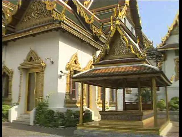 สารคดีเอกลักษณ์ไทย  ชุด  พระราชวังและวังในประเทศไทย ตอน พระบรมมหาราชวัง ๒