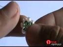 การร้อยแหวนจากลูกปัด
