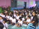 """คลิปวีดิโอ """"วันภาษาไทย"""" โดยครูกฤษฎ์พลัฏฐ์  มีศรี"""