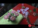 ดอกบัวจากถ้วยพลาสติก ตอน 1-2
