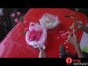ดอกไม้จากเกร็ดปลา