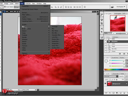Photoshop : Filter part 5 - Brush strokes & distort