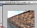 Photoshop : Text part 12 - อักษรสีชอล์ก / อักษรบนกำแพง