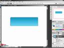 Photoshop : Button - ปุ่มสีฟ้า