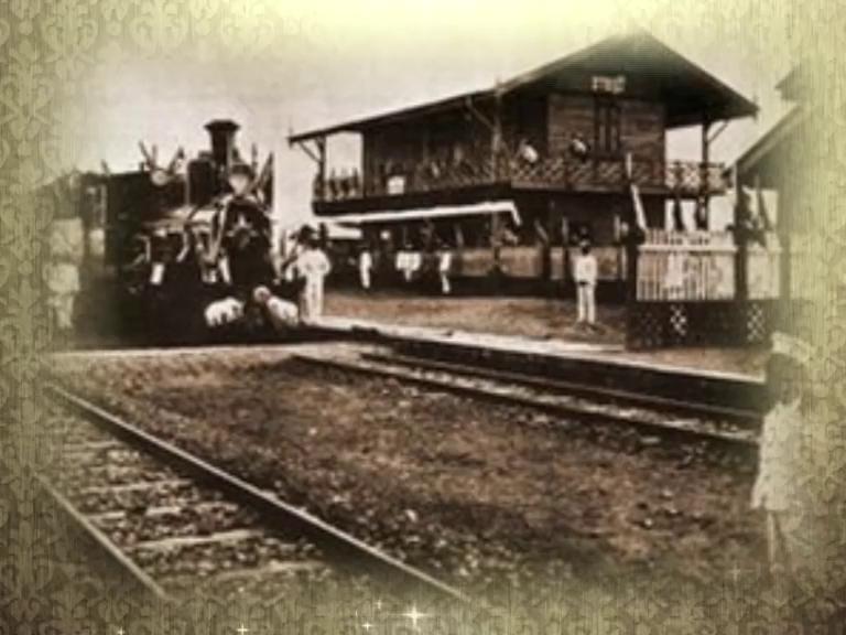 กว่าจะเป็นไทย ตอน จัดตั้งกรมรถไฟหลวง